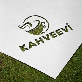 Hazır Tasarım Kurumsal Kahve Evi Logo