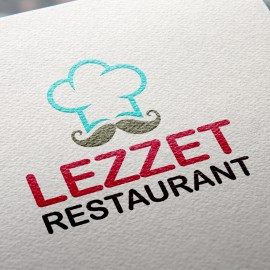Hazır Tasarım Kurumsal Restaurant Logo