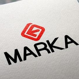 E Harfi Logo Tasarımı
