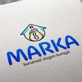 Pet Hayvan Hastanesi Logo Tasarımı