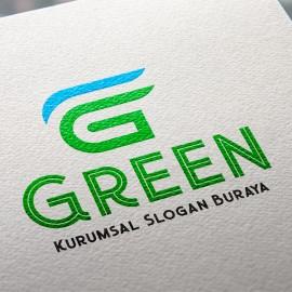G Harfi Logo Tasarımı