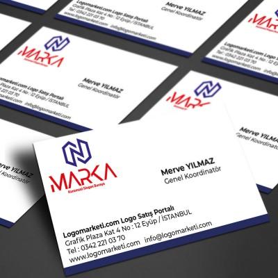 N Harfi Hazır Logo Tasarımı