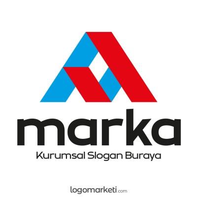 A ve V Harfi Hazır Logo Tasarımı