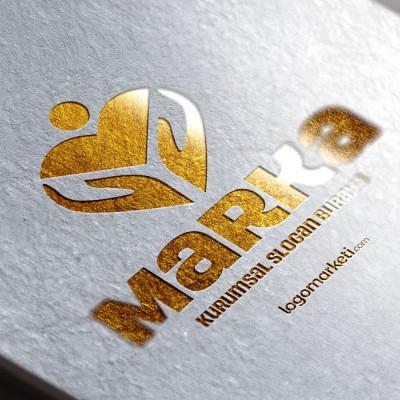 Eller ve İnsan Temalı Logo Tasarımı